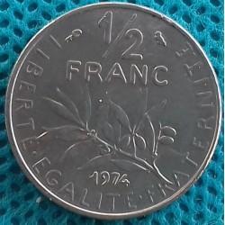 PIÈCE MONNAIE FRANCE 50...