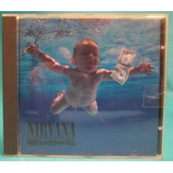 NEVERMIND - NIRVANA (CD)...