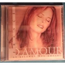 CD FRANCE DAMOUR LE SILENCE...