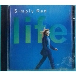 LIFE - SIMPLY RED (CD) Ref...