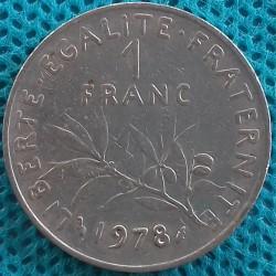 PIÈCE MONNAIE FRANCE 1...