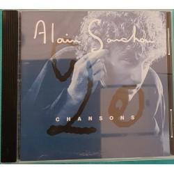 20 CHANSONS - SOUCHON ALAIN...