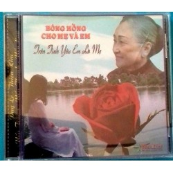 CD ASIATIQUE BÔNG HÔNG CHO...