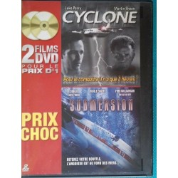 2 DVD CYCLONE / SUBMERSION...