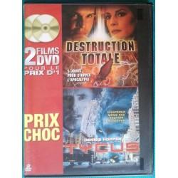 2 DVD DESTRUCTION TOTALE /...