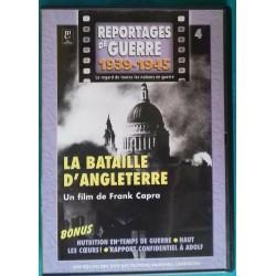 DVD REPORTAGE DE GUERRE...