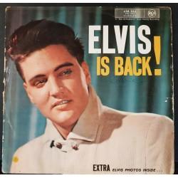 """DISQUE 33 TOURS ELVIS """" IS..."""