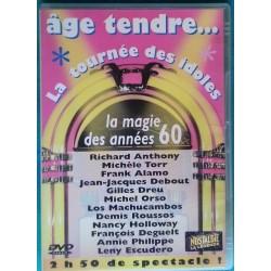 DVD ÂGE TENDRE... LA...