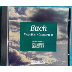 CD BACH MAGNIFICAT CANTATE...