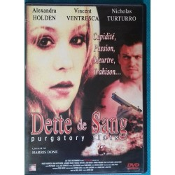 DETTE DE SANG ( DVD NON...