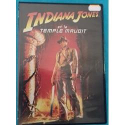 DVD INDIANA JONES ET LE...
