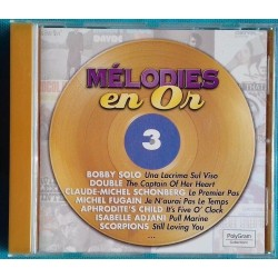 CD MÉLODIES EN OR VOLUME 3...