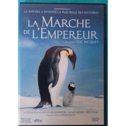 DVD LA MARCHE DE L'EMPEREUR...