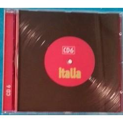 CD ITALIA  CD 6  Ref 1665