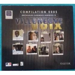 COMPILATION 2005 VILLENEUVE...