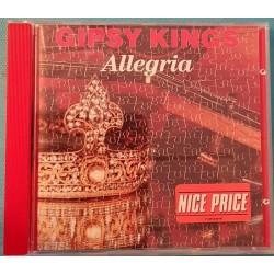 ALLEGRIA - GIPSY KINGS (CD)...