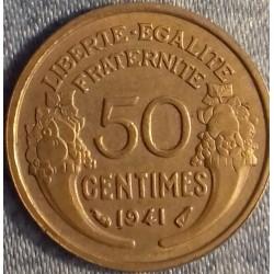 PIÈCE MONNAIE 50 CENTIMES...