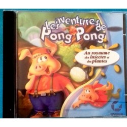 ( CD-ROM ) LES AVENTURES DE...