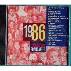 CD LES PLUS BELLES...