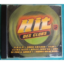 ALBUM 1 CD HIT DES CLUB VOL...
