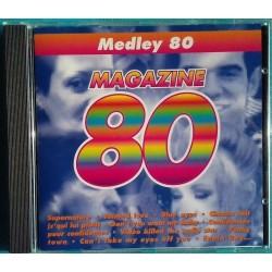 CD MEDLEY 80 MAGAZINE 80...