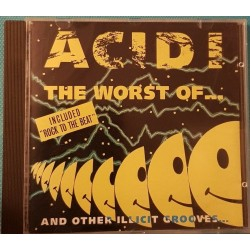 ACIDI THE WORST OF ... (CD)...