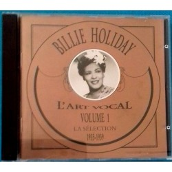 1935-1939 - HOLIDAY BILLIE...