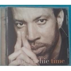 TIME - RICHIE LIONEL (CD)...