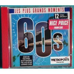 LES PLUS GRANDS  60'S (CD)...
