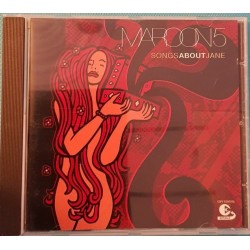 SONGS ABOUT JANE - MAROON 5...