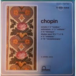 DISQUE 33 TOURS CHOPIN...