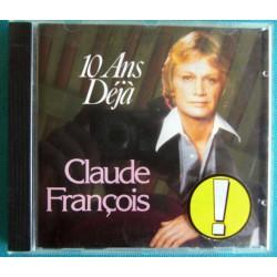 ALBUM 1 CD CLAUDE FRANCOIS...