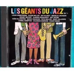CD LES GEANTS SU JAZZ...