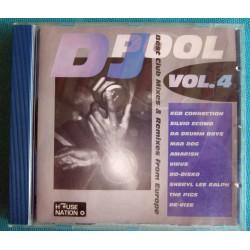 ALBUM 1 CD DJ POOL VOL 4...