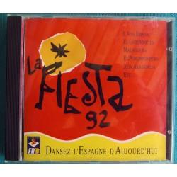 ALBUM 1 CD LA FIESTA 92...