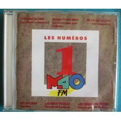 ALBUM 1 CD LES Nos 1 M 40...