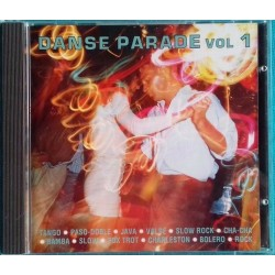CD DANSE PARADE VOLUME 1...
