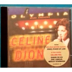 A L'OLYMPIA - DION CELINE...