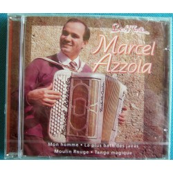 ALBUM 1 CD MARCEL AZZOLA...