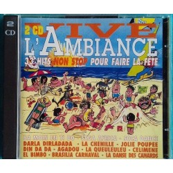 2 CD VIVE L'AMBIANCE 33...