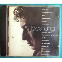 ALBUM 1 CD BASHUNG  Ref 0198