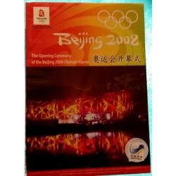 DVD  BEIJING 2002 JO  Ref 0636