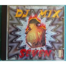 ALBUM 1 CD DJ MIX SEVEN Ref...