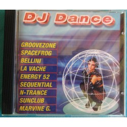 ALBUM 1 CD DJ DANCE  Ref 0157