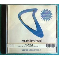ALBUM 1 CD  SUBLIMINAL...