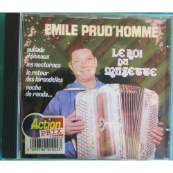 ALBUM 1 CD EMILE PRUD'HOMME...