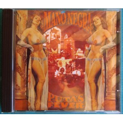 ALBUM 1 CD MANO NEGRA...