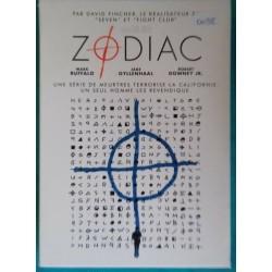 ZODIAC (2007 DVD NON...