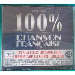 100% CHANSON FRANÇAISE...