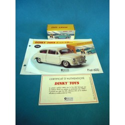DINKY TOYS  FIAT 600...